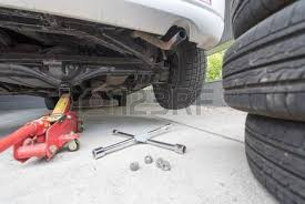 Change your tire